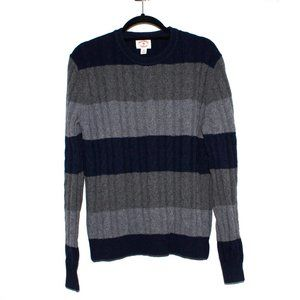 Brooks Brothers Wool Cable-Knit Sweater